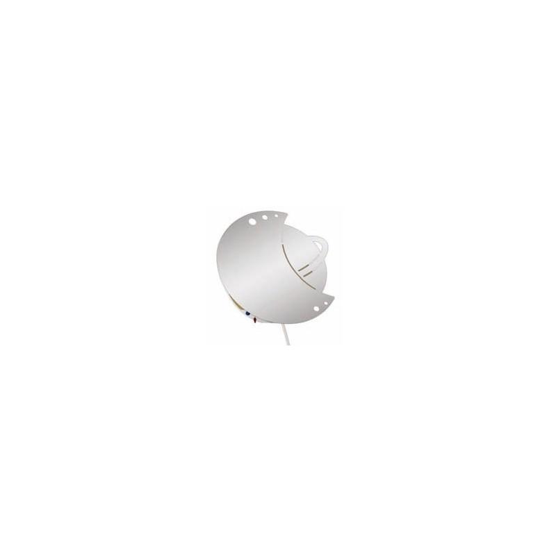 Insectocaptor con trampa adhesiva - luna