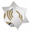 Insectocaptor con trampa adhesiva - Estrella