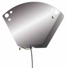 Exterminador de insectos con trampa adhesiva AP-INOX - Modelo 085812