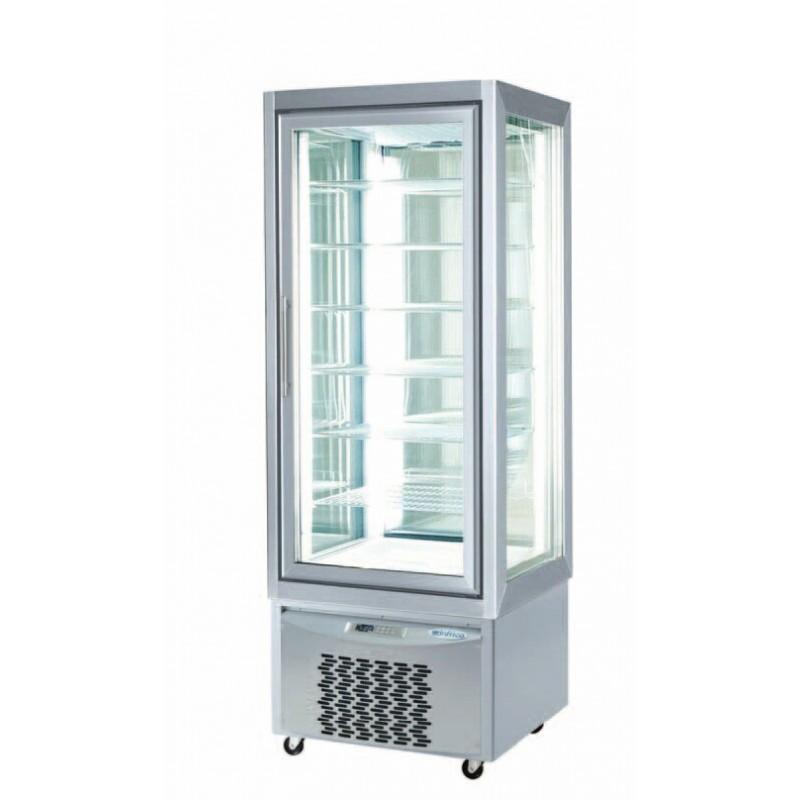 Armario expositor congelación 420L LO 3700 para heladería