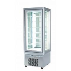 Armario expositor refrigeración 420L LO 3702 para pastelería
