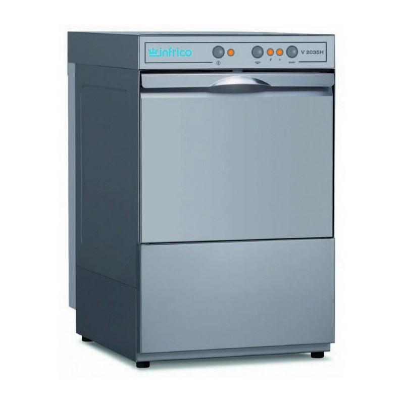 Lavavasos  en acero inox- Modelo V 2635 H
