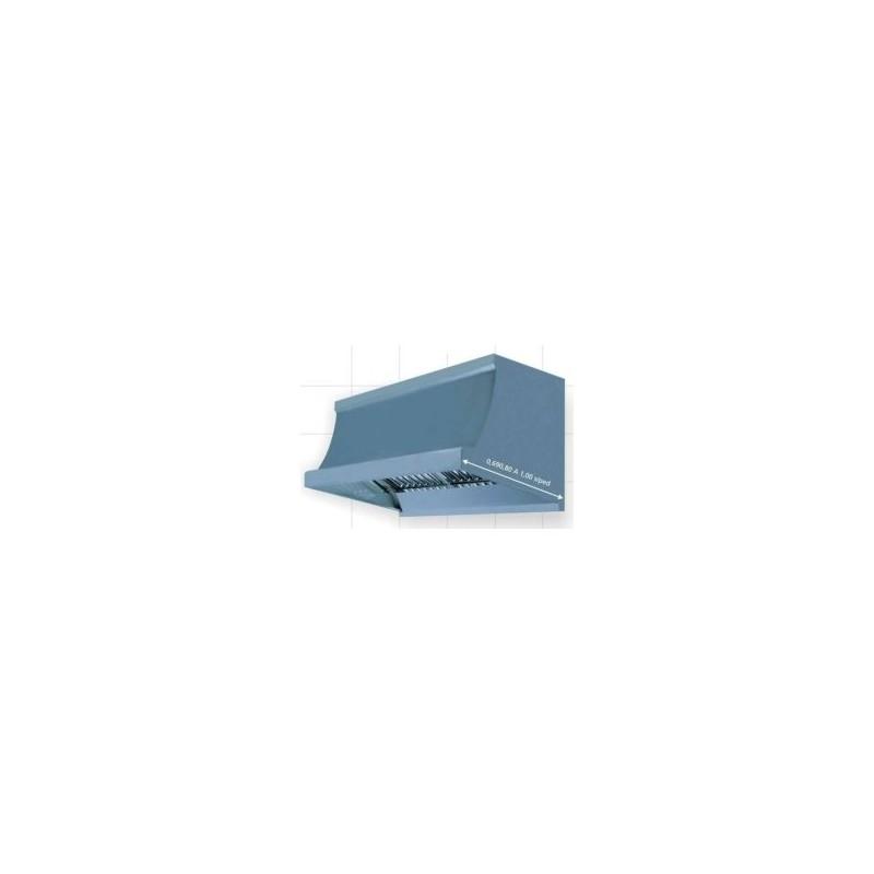 Campana extractora de pared mural - Modelo 0520560B
