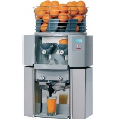 Máquina de zumos automática. Modelo Z14 Self Service INOX