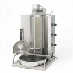 Máquina Kebab a gas AG-20- Modelo 5130550