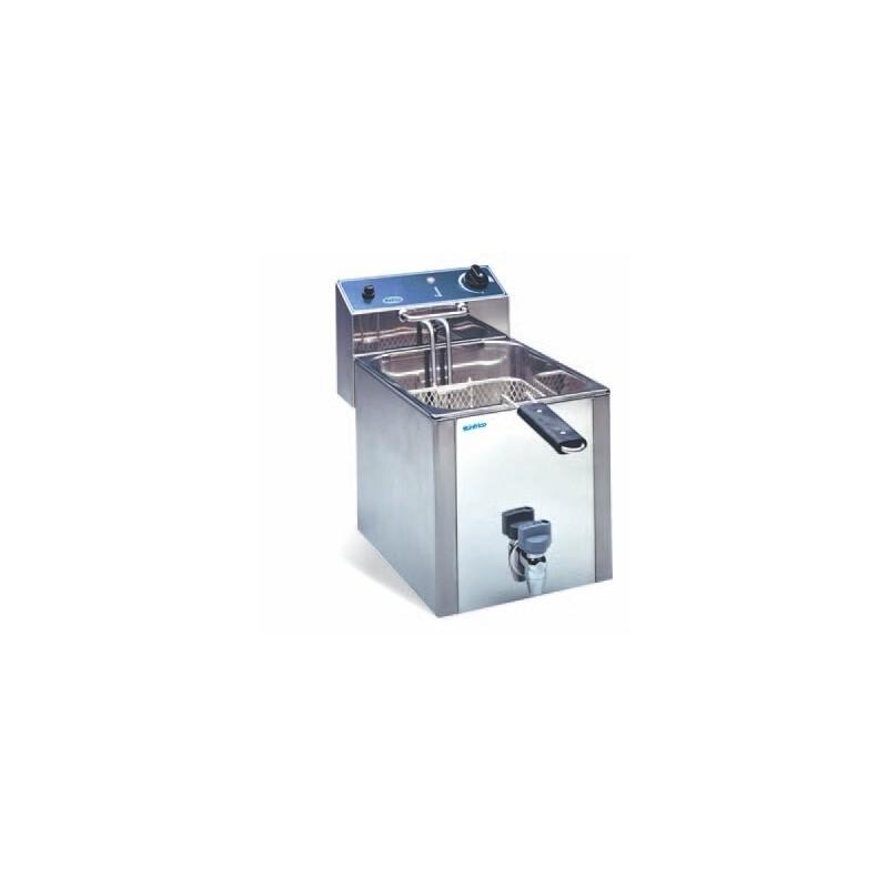 Freidora eléctrica de 8 litros- Modelo FR 8L G- INFRICO