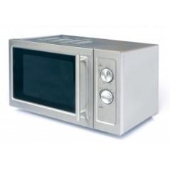 Microondas profesional de 23 litros y 900 WW- Modelo FM 900 INOX