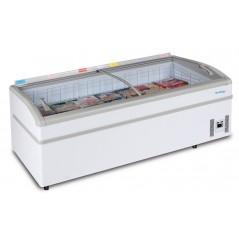 Arcón congelador puerta de cristal - Modelo EHC
