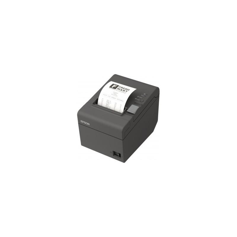 Impresora tickets térmica EPSON TM T-20 USB negra