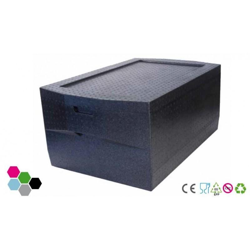 Contenedor isotérmico modelo BOXS 280 GN 1/1