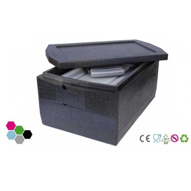 Contenedor isotérmico modelo BOXS 230 GN 1/1