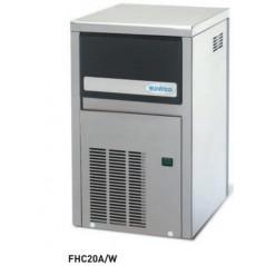 Fabricador de hielo serie C cubito macizo con almacén FHC