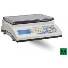 Balanza con Batería e impresora de Ticket Modelo MARTE de Grupo Epelsa