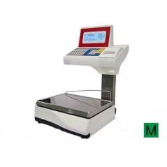 Balanza con 98 teclas, impresora y 10 vendedores Modelo JUPITER V10 de Grupo Epelsa