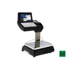 Balanza PC sobremostrador con impresora. Modelo KSCALE 20 I Impresora
