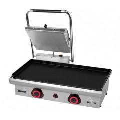 Plancha de asar + grill. Serie sandwichera adaptada a serie ECO-PV