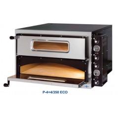 Horno de pizza eléctrico serie ECO de doble cámara P- 4 + 4
