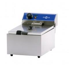 Freidora eléctrica serie gastronorm de cuba simple mod. FRY-4