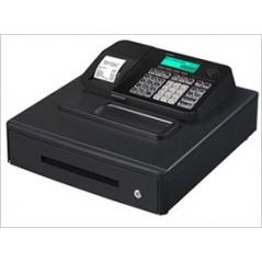 CASIO SE-S100-MB CAJON GRANDE Caja registradora alfanumérica térmica