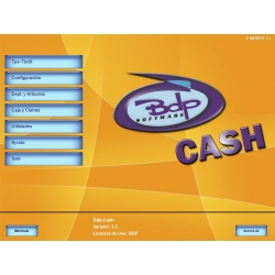Software TPV BDP Cash