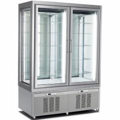 Armario expositor refrigeración 840L LO 7700 para pastelería