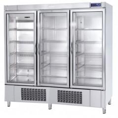 Armario expositor refrigeración 1730L AEX 1600 T/F