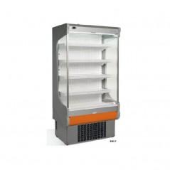 Vitrina mural expositora refrigerada modular serie EMS H1