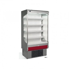 Vitrina mural expositora refrigerada modular serie EMS M1