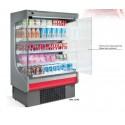 Vitrina mural expositora refrigerada modular serie EML H1