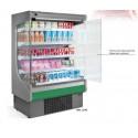 Vitrina mural expositora refrigerada modular serie EML M1