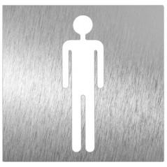 Pictograma aseo hombre - Modelo 082602