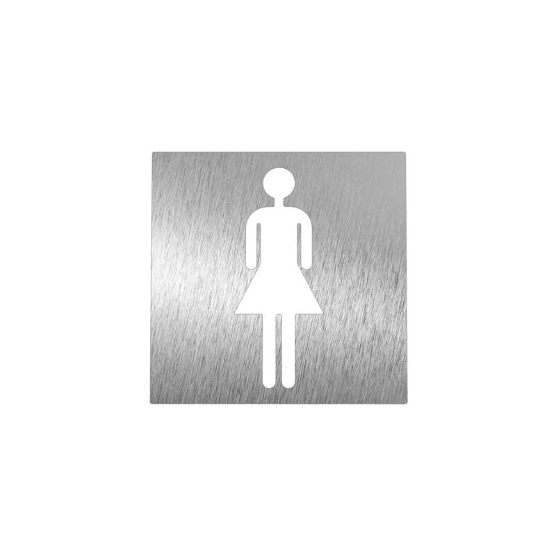Pictograma aseo mujer - Modelo 082604