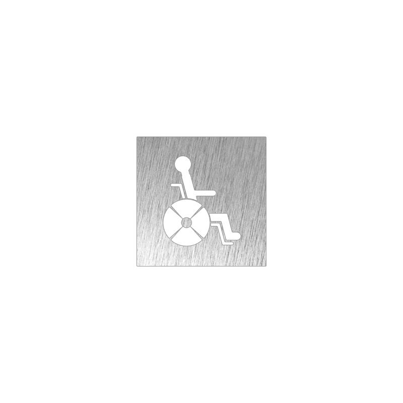 Pictograma aseo discapacitados - Modelo 082614