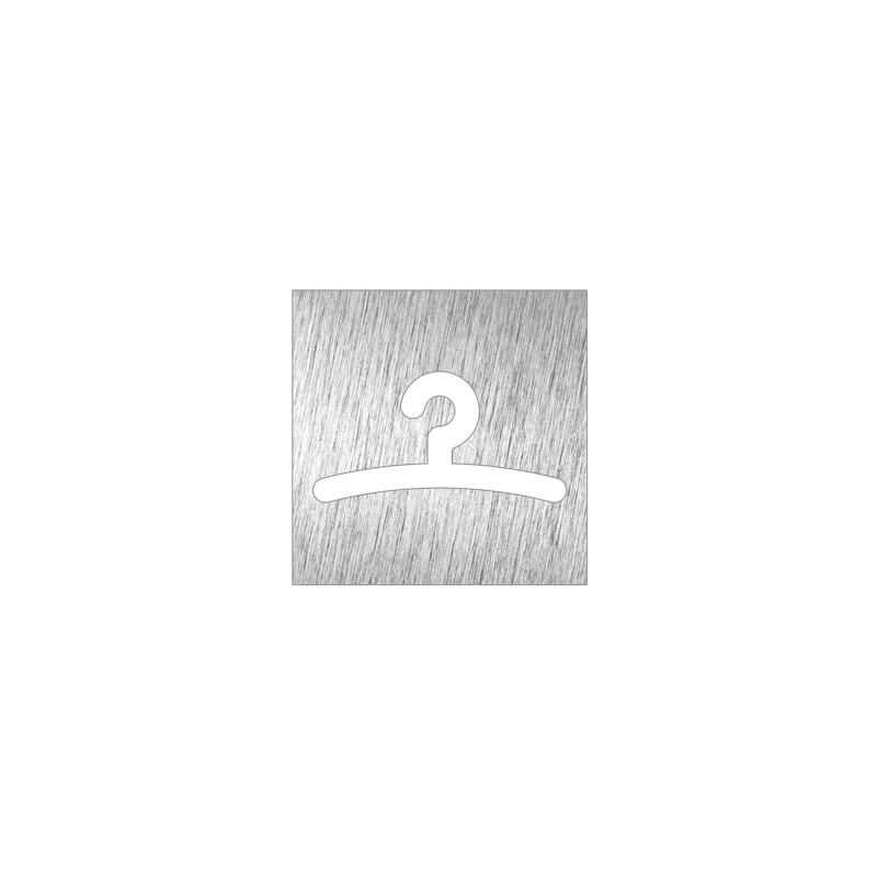 Pictograma vestuario/guardarropa - Modelo 082620