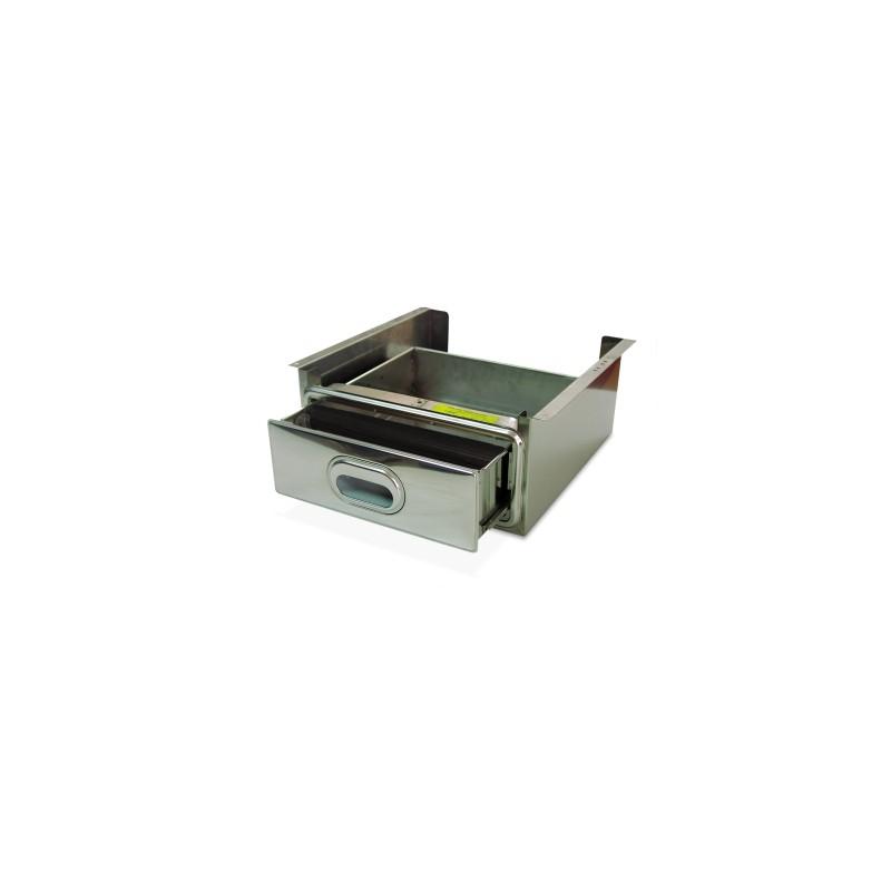 Cajón para estantería con accesorio Café a acoplar. Modelo 085414
