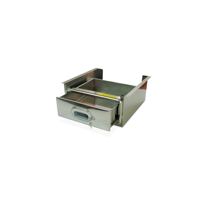 Cajón para estantería con Cerradura. Modelo 085412