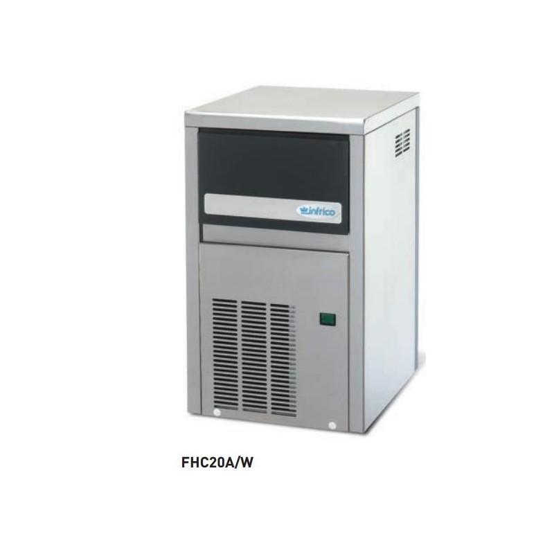 Fabricador de hielo con almacén FHC 40W