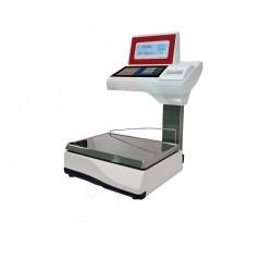 Balanza con 60 teclas, impresora y 4 vendedores Modelo URANO V4 de Grupo Epelsa