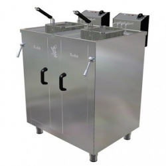 Freidora eléctrica FH17+17 230
