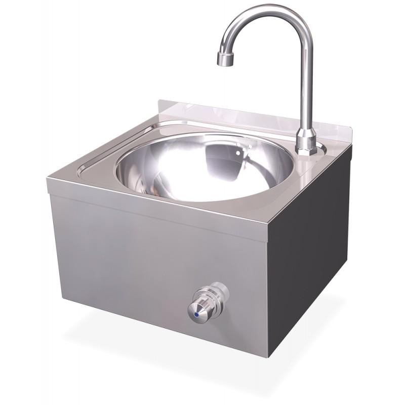 Lavamanos pulsador de rodilla. Serie XS. Modelo 061422