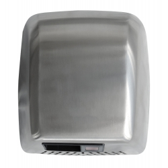 Secamanos óptico inox  satinado sin tobera- Modelo 460226