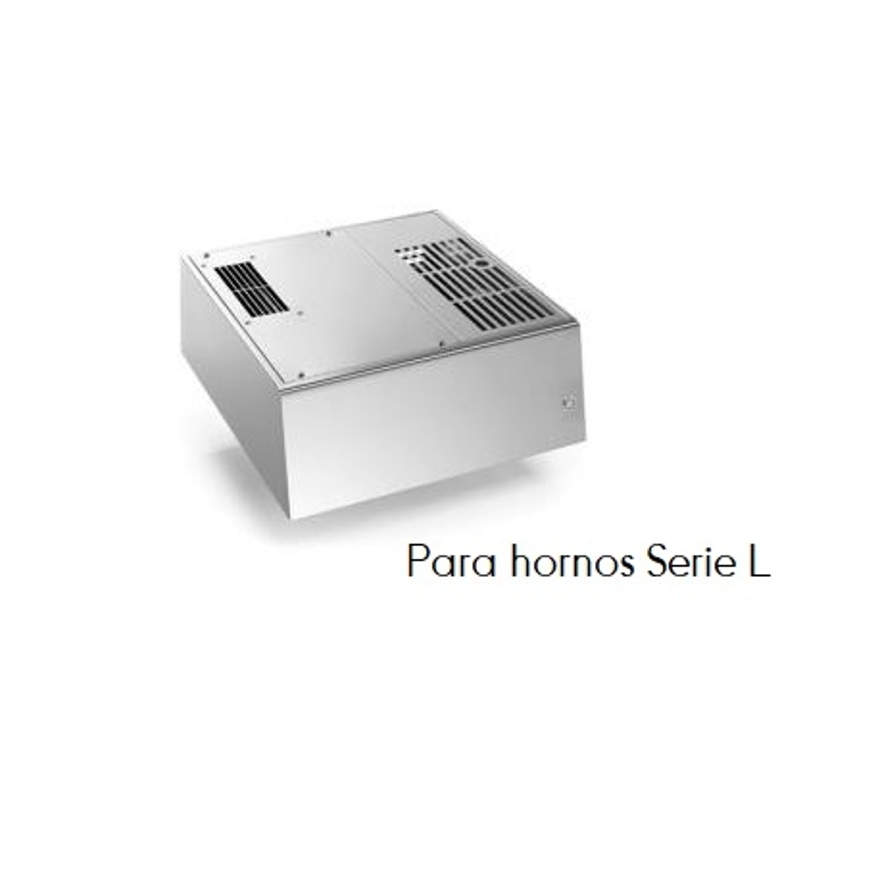 Serie L: campana de condensación de vapor