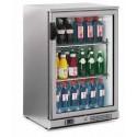 Expositor refrigerado ERV 15 SH II Acero Inoxidable 850 mm