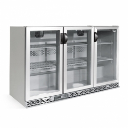 Expositor refrigerado ERV 35 II Acero Inoxidable 920 mm