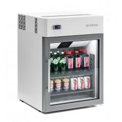 Expositor refrigerado ERV 15 II Acero Inoxidable 920 mm