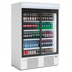 Expositor refrigerado puertas correderas ERC 130