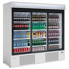 Expositor refrigerado puertas correderas ERC 200