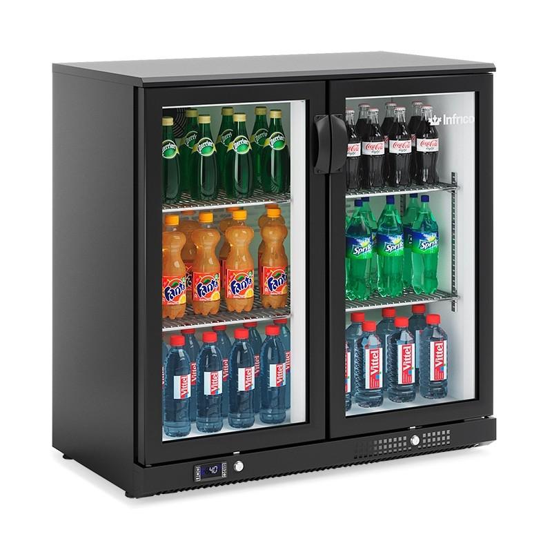 Expositor refrigerado - Serie ERV