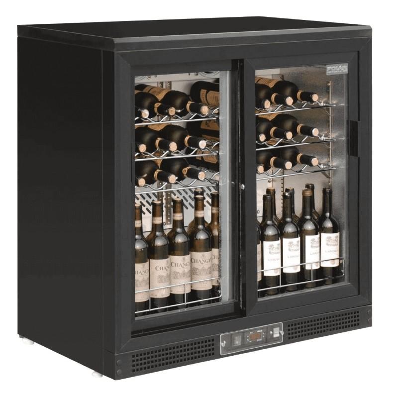 Cava de vinos Polar GH130 Puertas Correderas