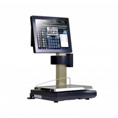Balanza PC con impresora de ticket modelo Touch-Scale de Grupo Epelsa